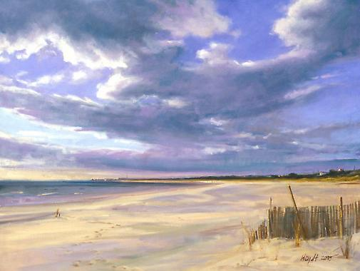 Outdoor Oil Painting with Gerry Heydt - Cape May Series - Image 1