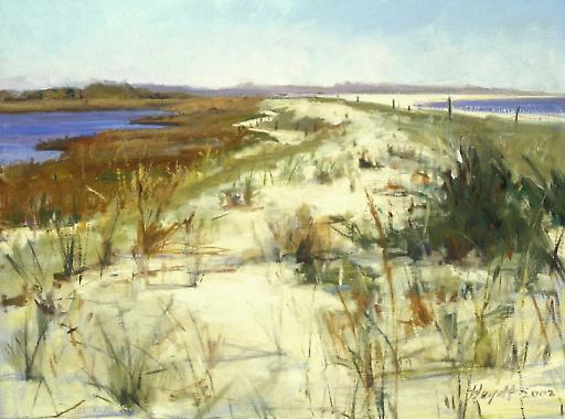 Outdoor Oil Painting with Gerry Heydt - Cape May Series - Image 4
