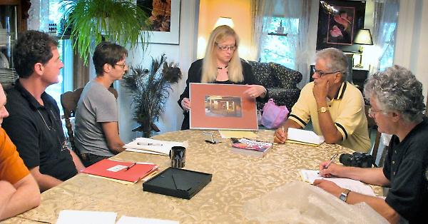The Art of Framing Workshop, Image 11