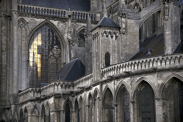 Bayeau Cathedral, France