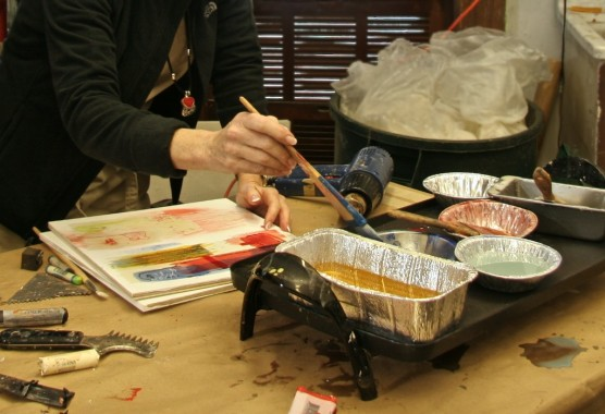 Photo Encaustic Workshop