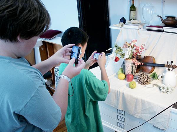 Beginning Digital Photography, Nancy Ori