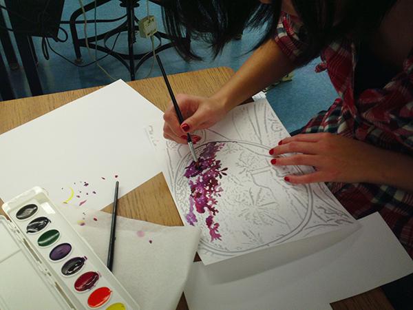 Handcoloring Inkjet