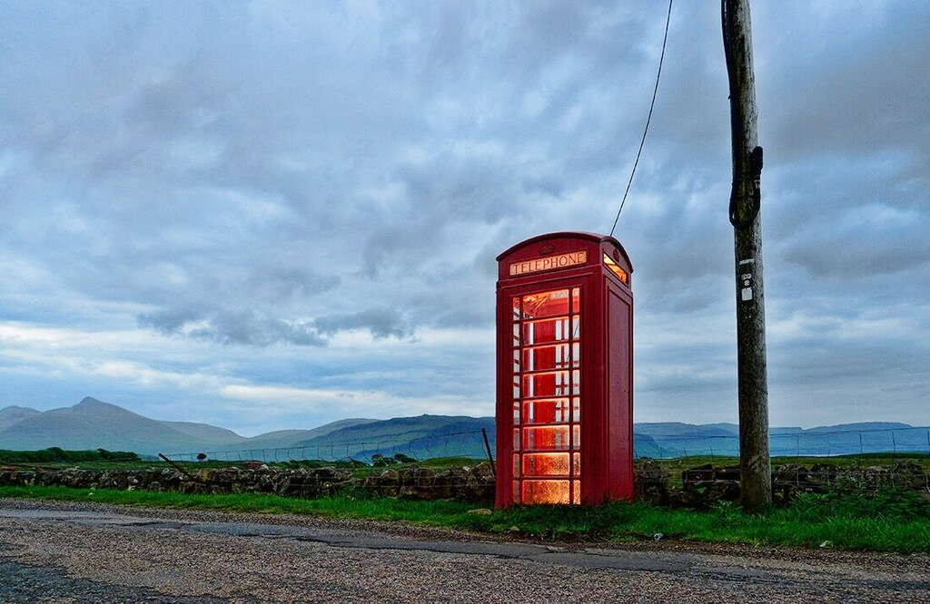 Scotland photo tour Tom Bol telephone booth_preview