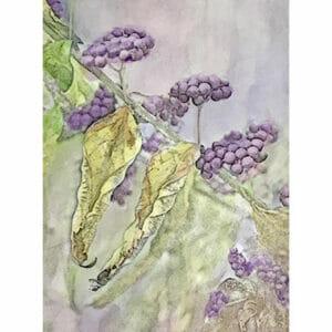 Nancy Ori Garden Composition